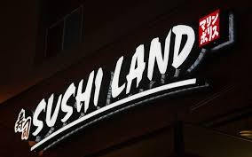 Marinepolis USA - Sushi Land